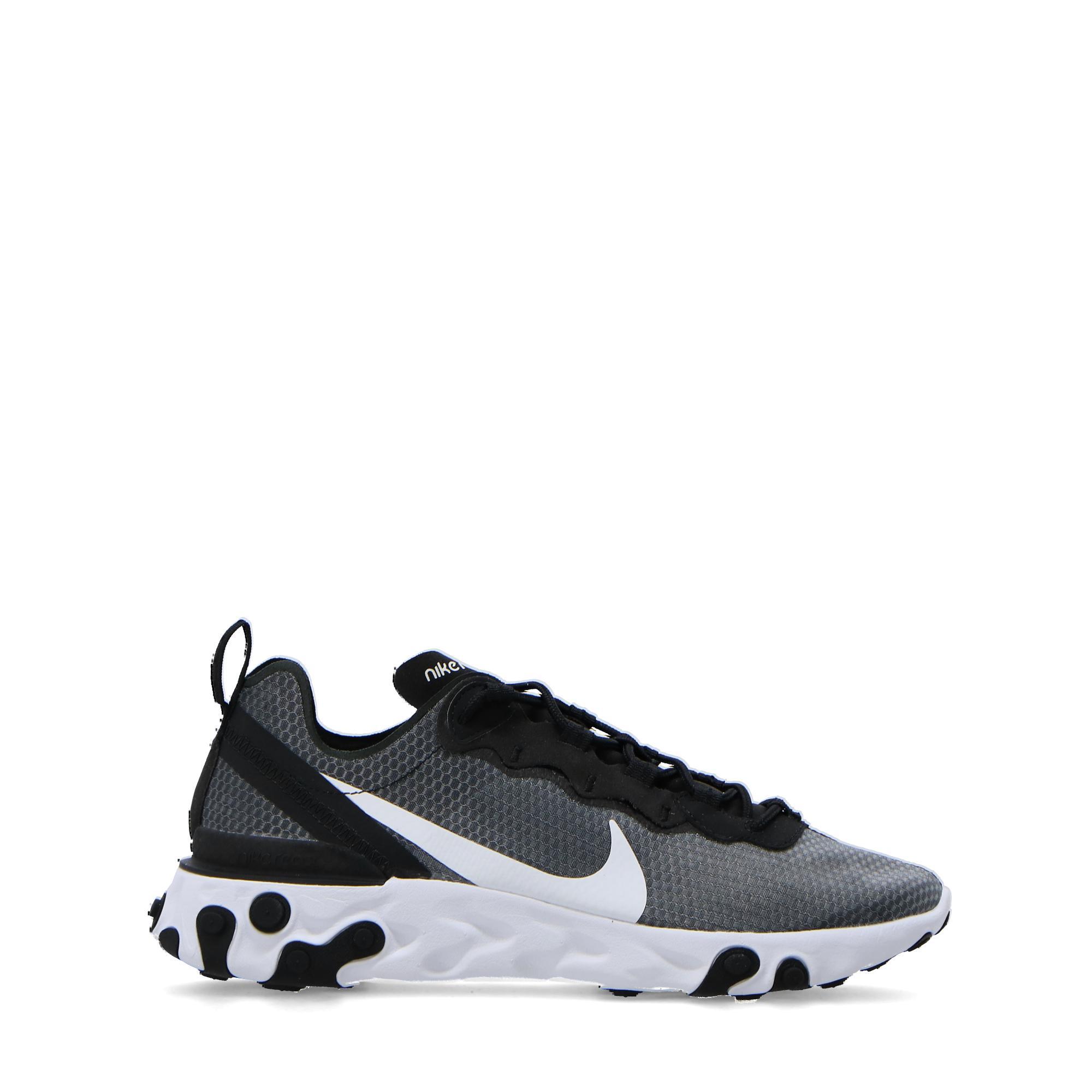 Nike React Element 55 shoes white