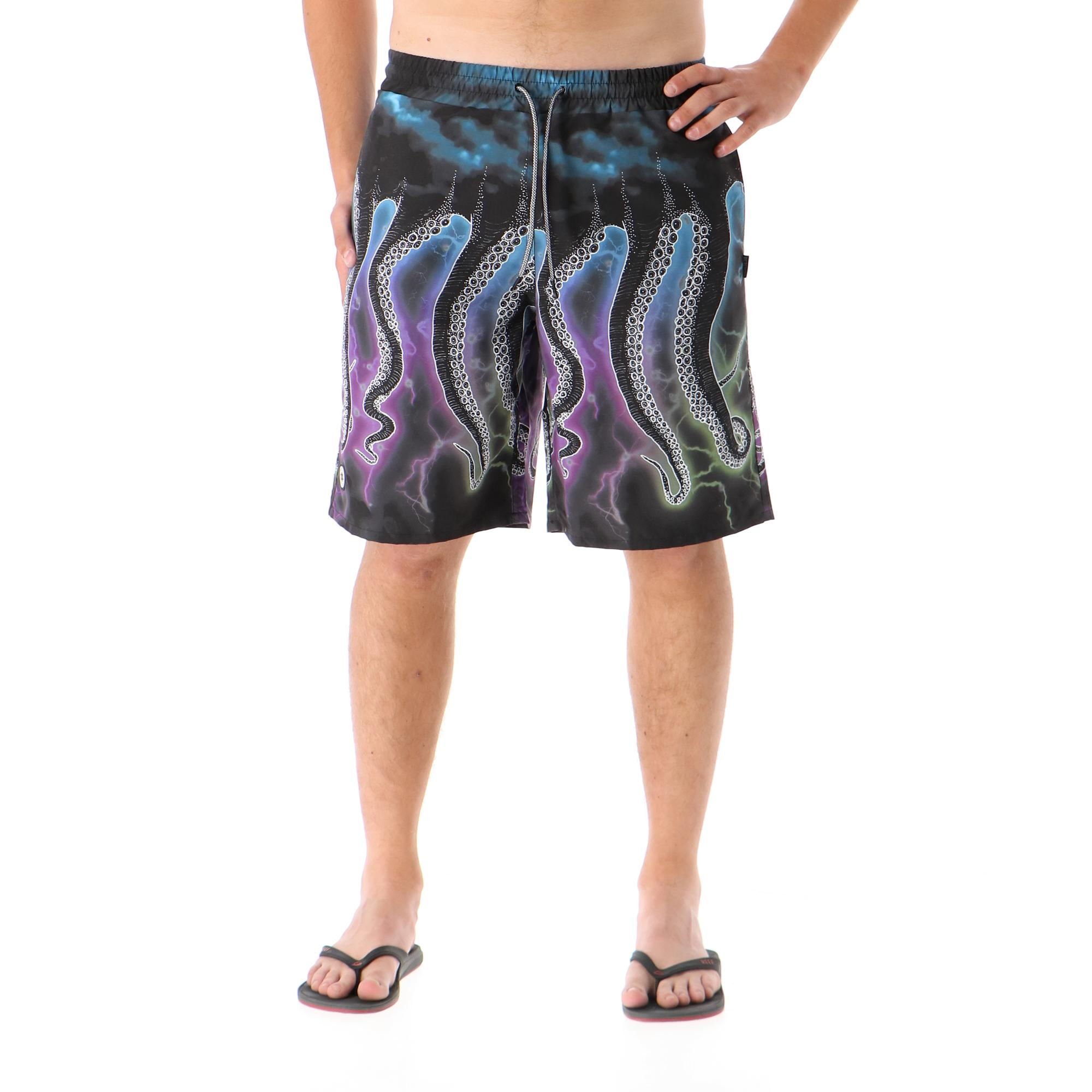 Octopus Boardshorts THUNDER