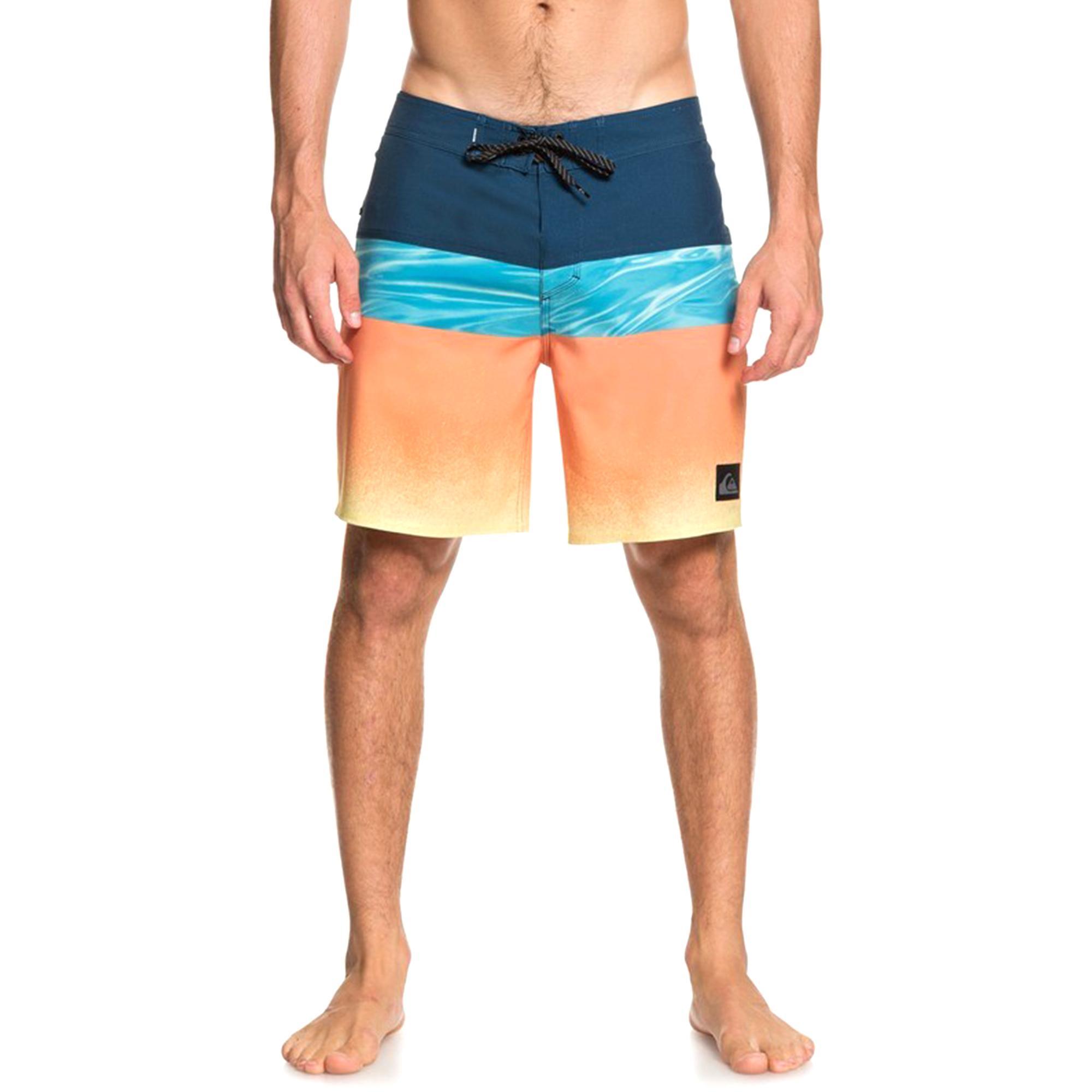Quiksilver Highline Hold Down 18  Majolica