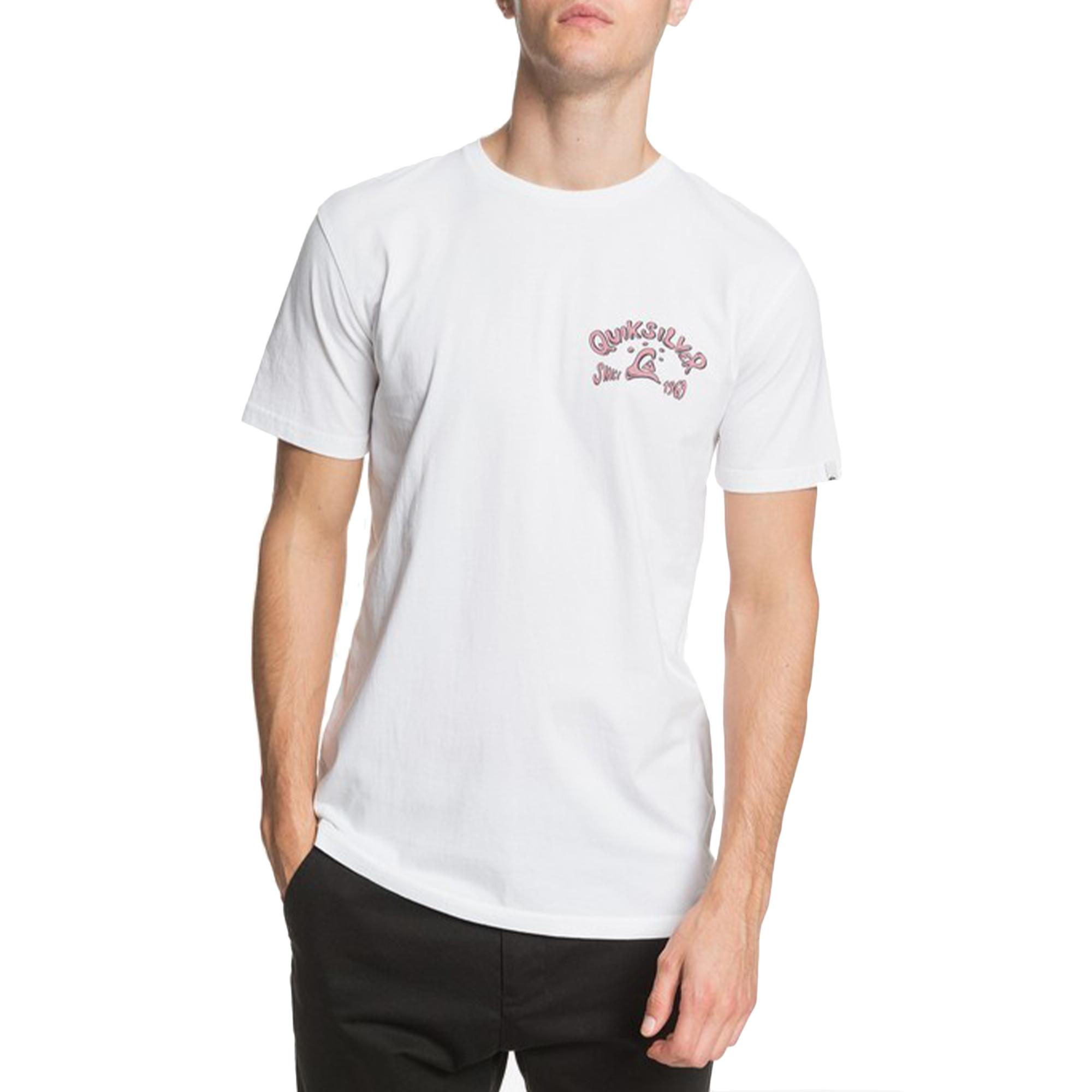 Quiksilver Lullaby Beach Ss WHITE