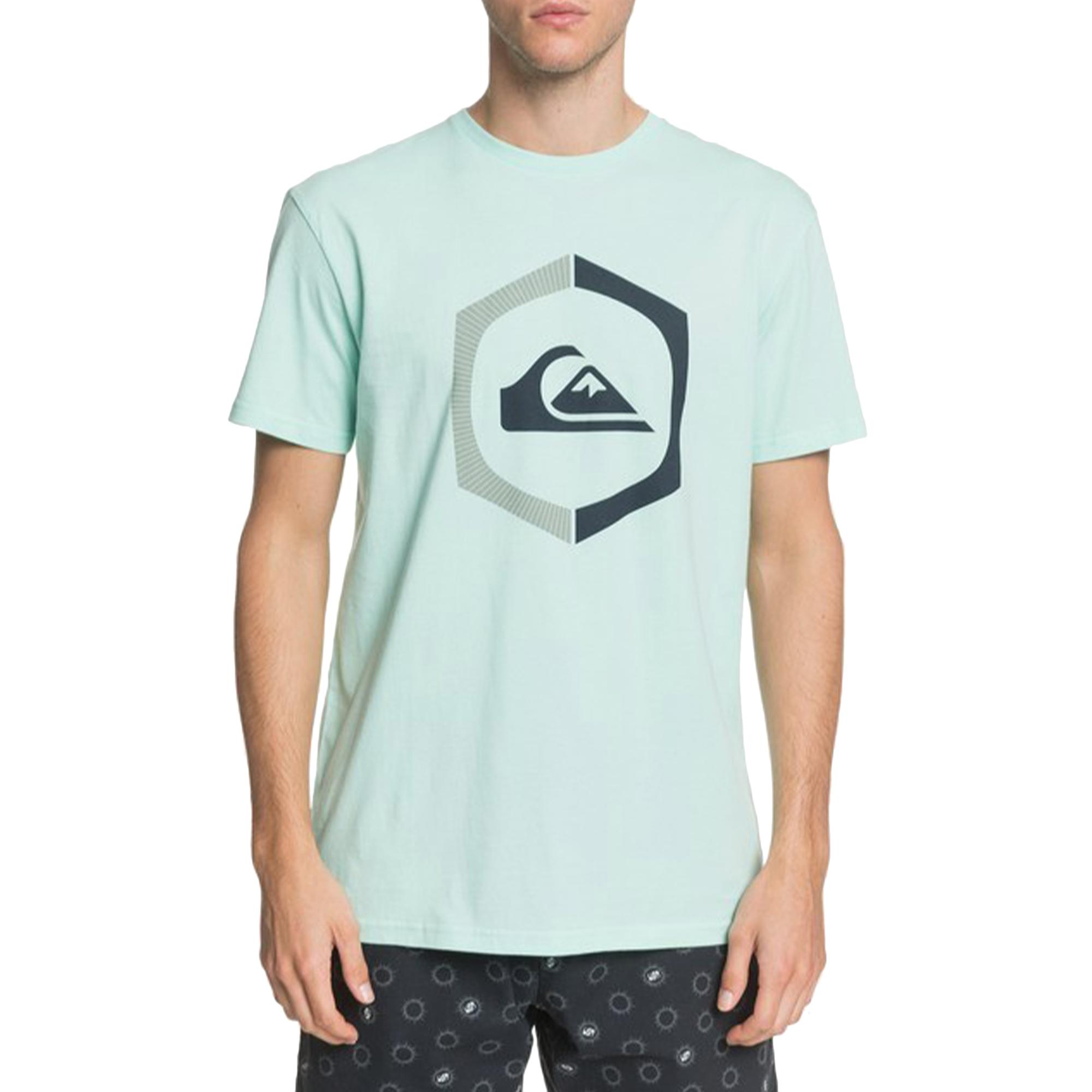 Quiksilver Sure Thing Ss Beach glass