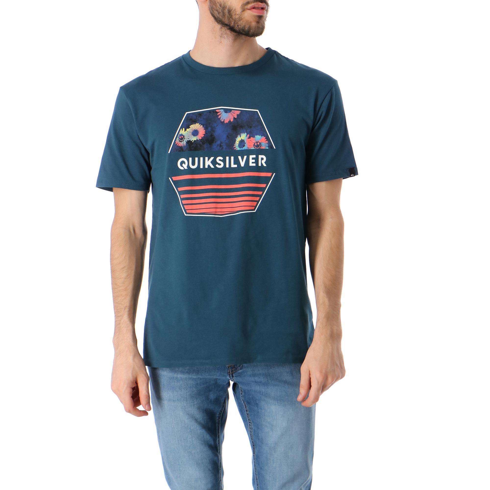 Quiksilver Drift Away Ss Majolica