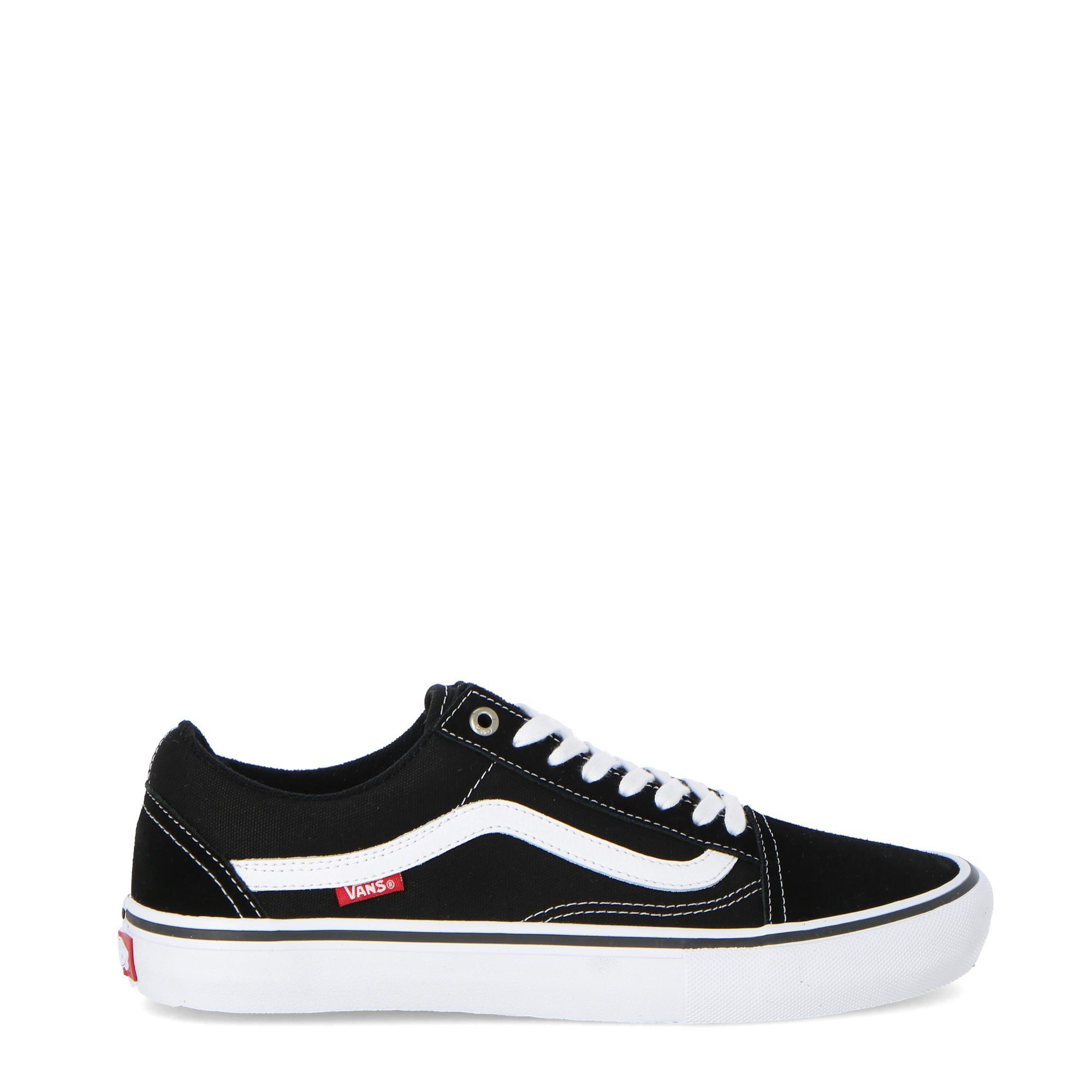 Vans Old Skool Pro Black white