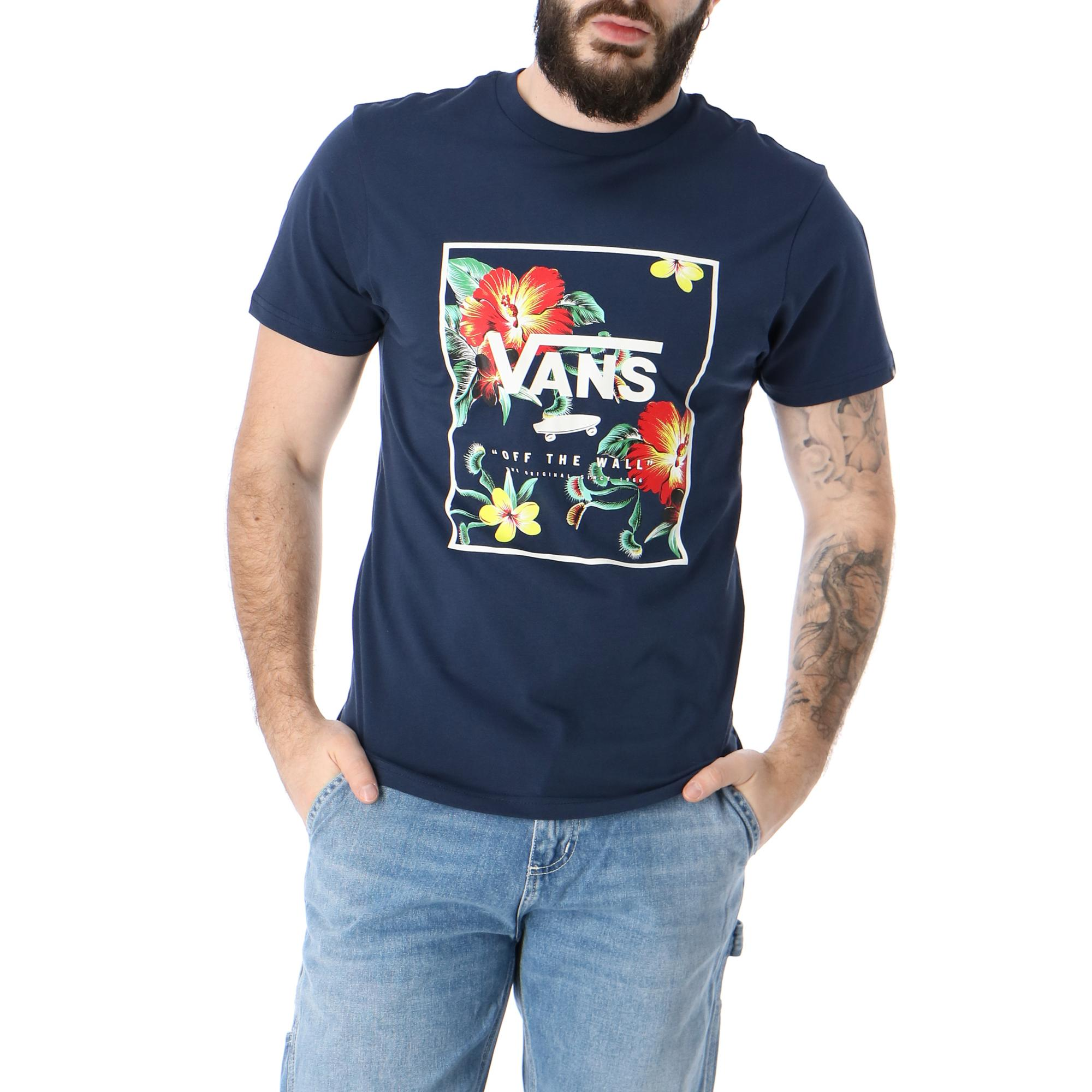 Vans Print Box Dress blues trap floral