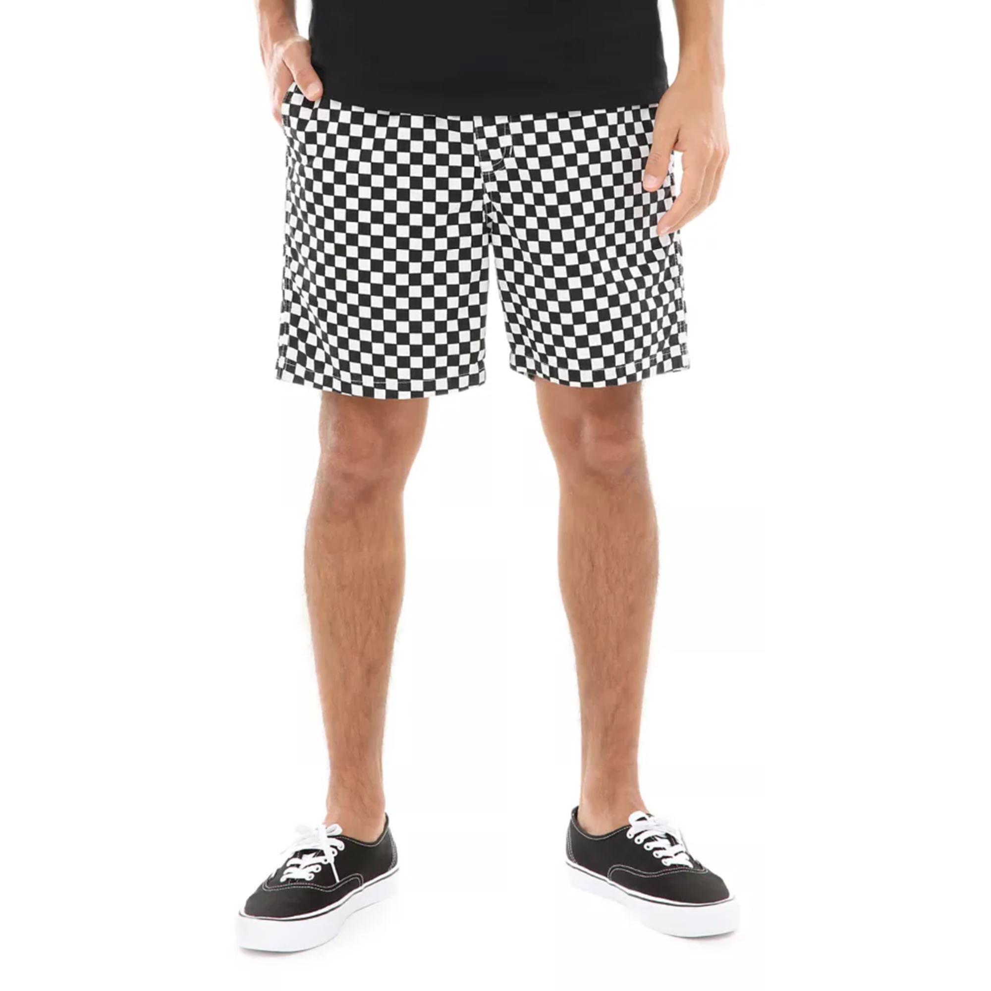Vans Mn Range Short 18  Checkerboard