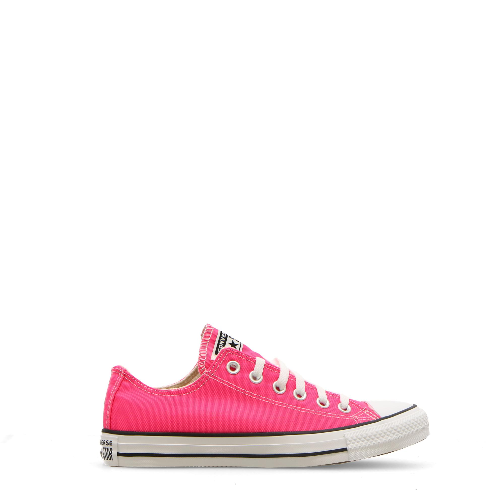 Converse Chuck Taylor All Star Pet Canvas Seasonal Color Ox Hyper pink