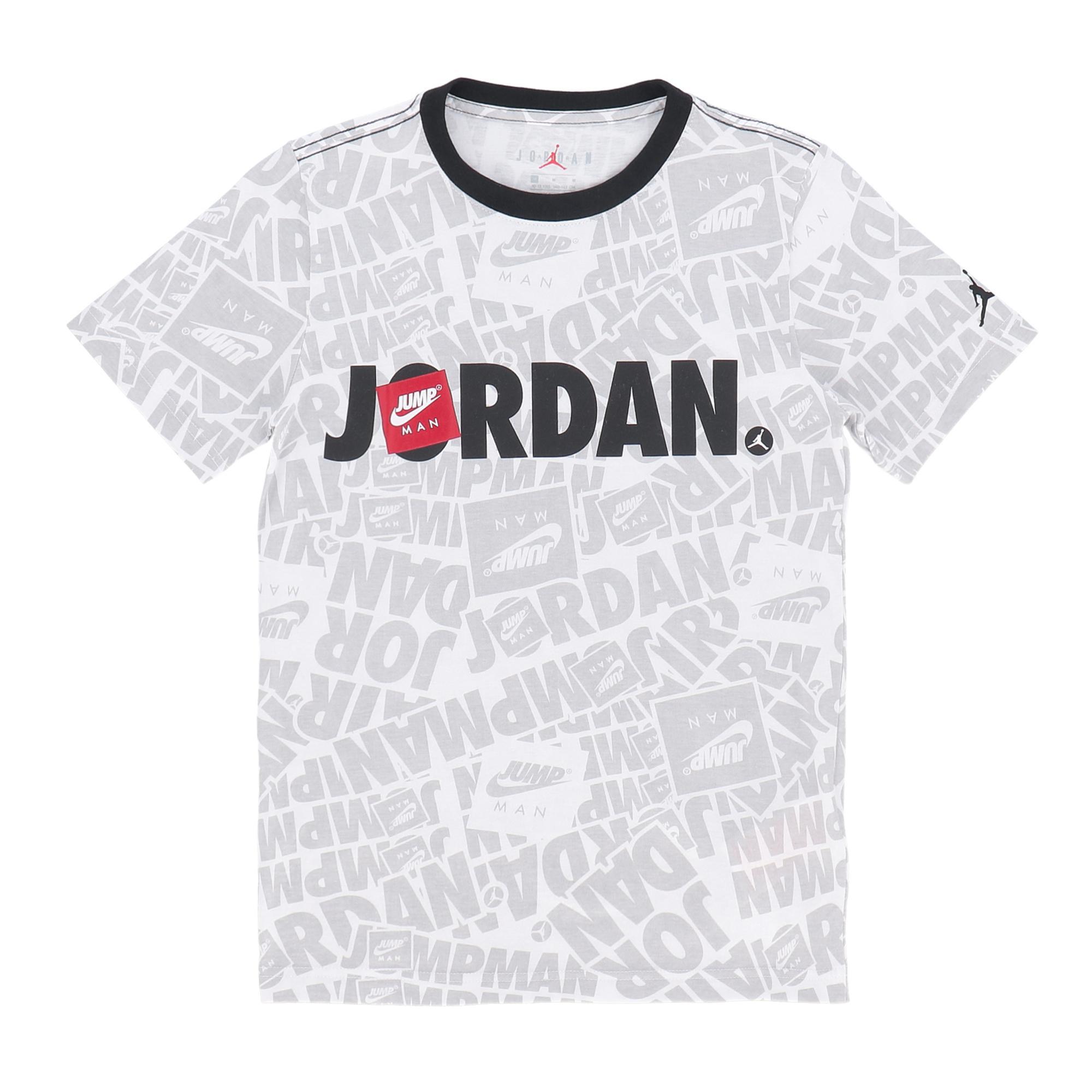Jordan Jumpman By Nike Splash Ss WHITE