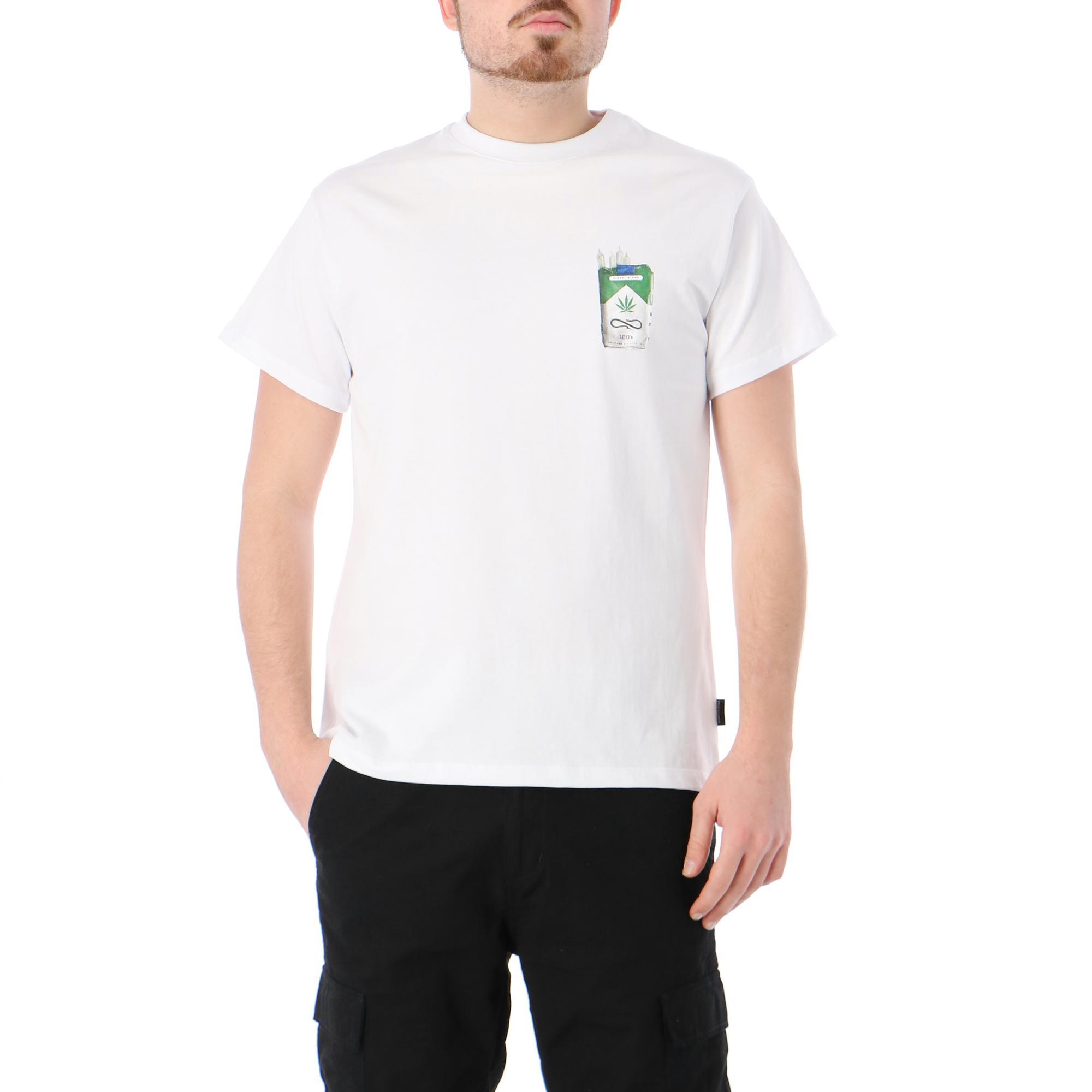 Propaganda Weed T-shirt WHITE
