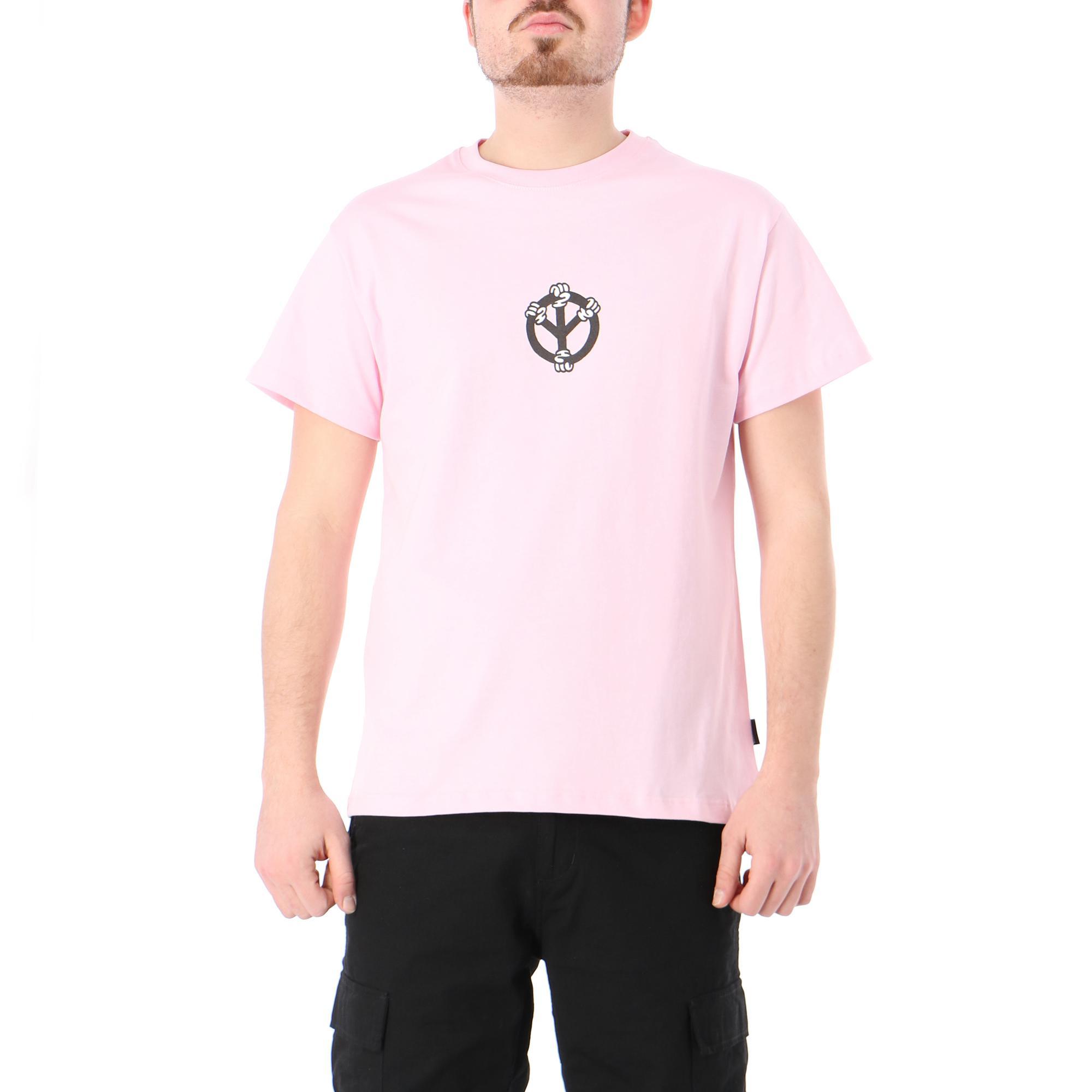 Propaganda Freddy Boy T-shirt PINK