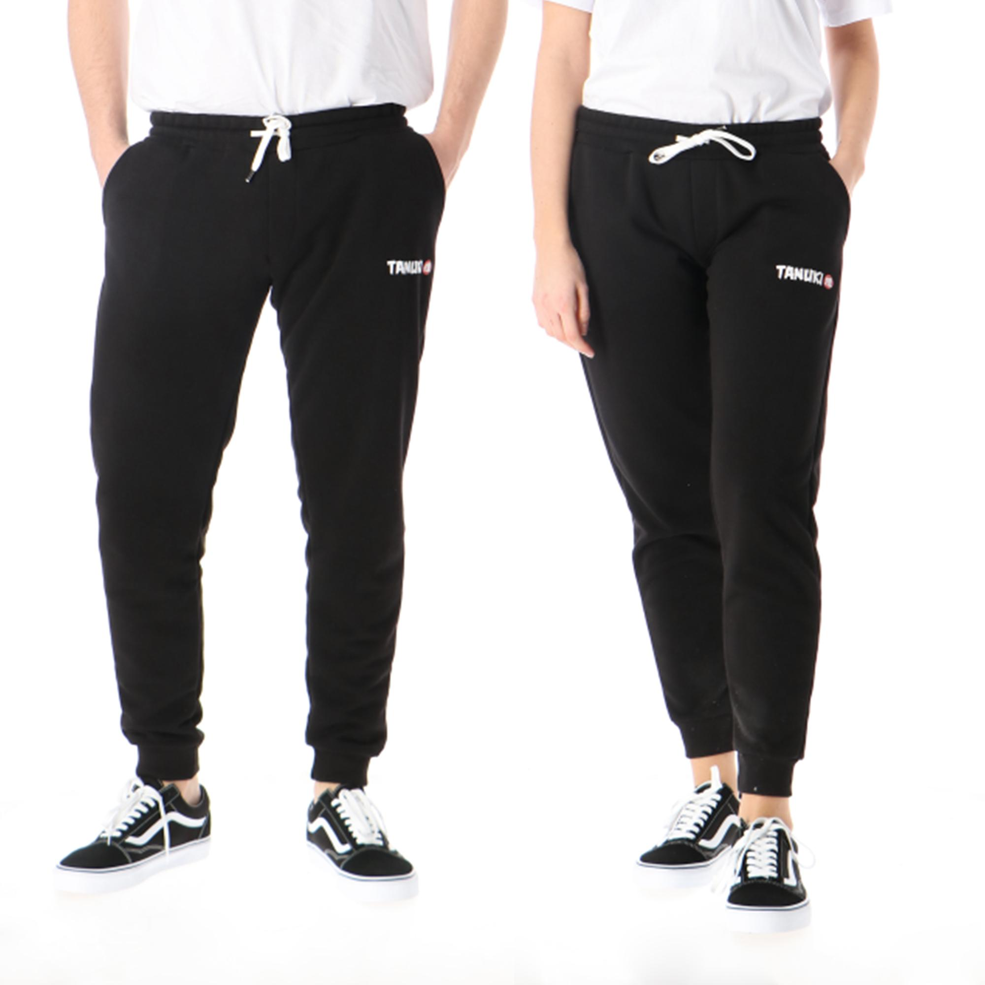 Tanuki Mini Bar Pants Black