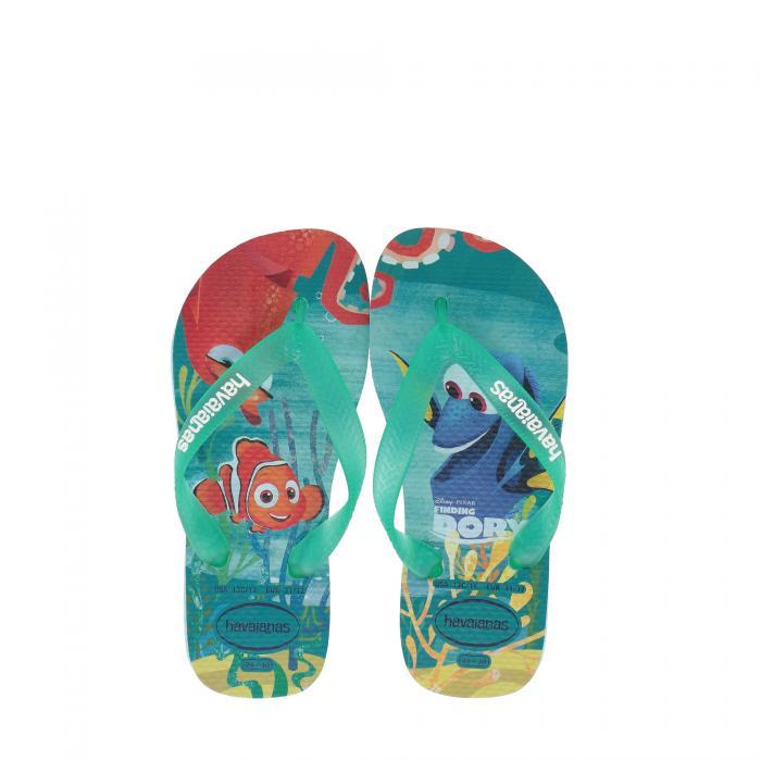 367c93b99 Havaianas Nemo E Dory - Kids Ice Blue