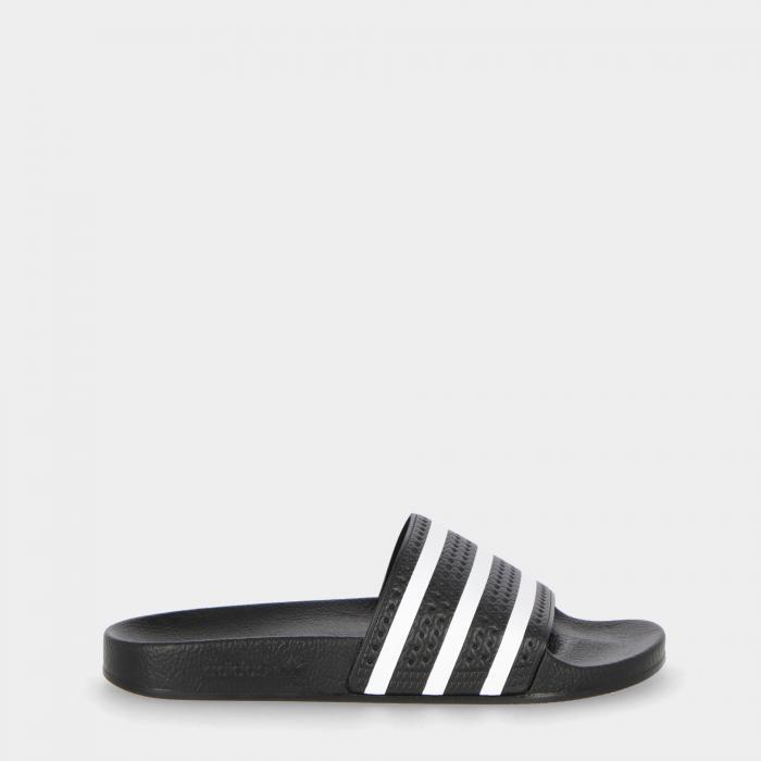 adidas sandali e ciabatte black white black