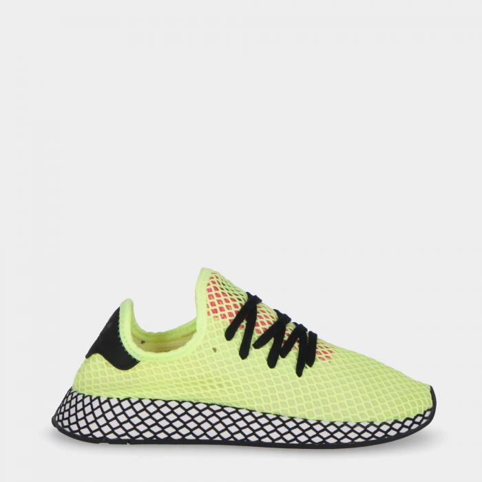 adidas scarpe lifestyle yellow black pink
