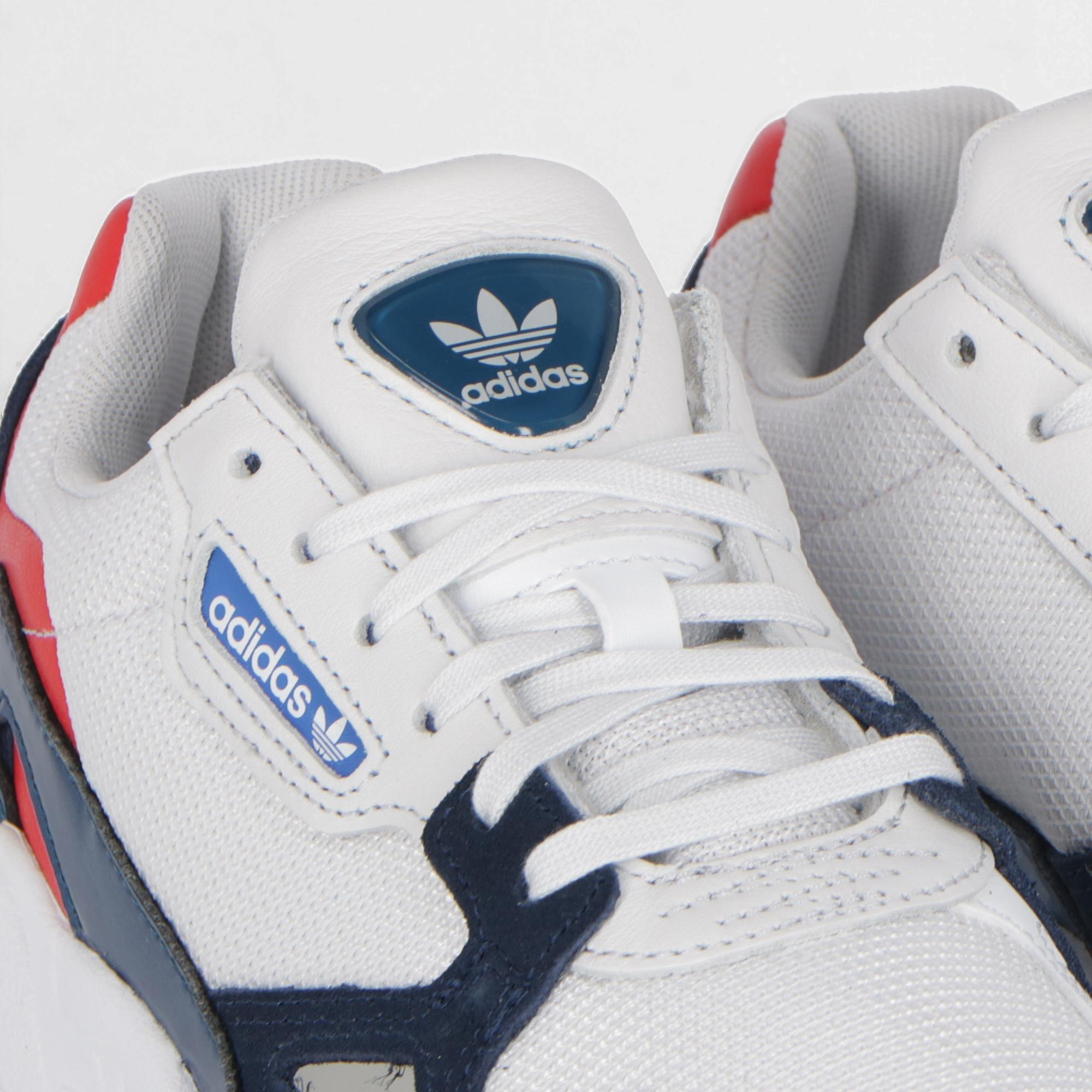 Adidas Falcon White white navy