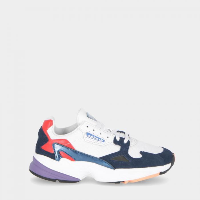 adidas scarpe lifestyle white white navy