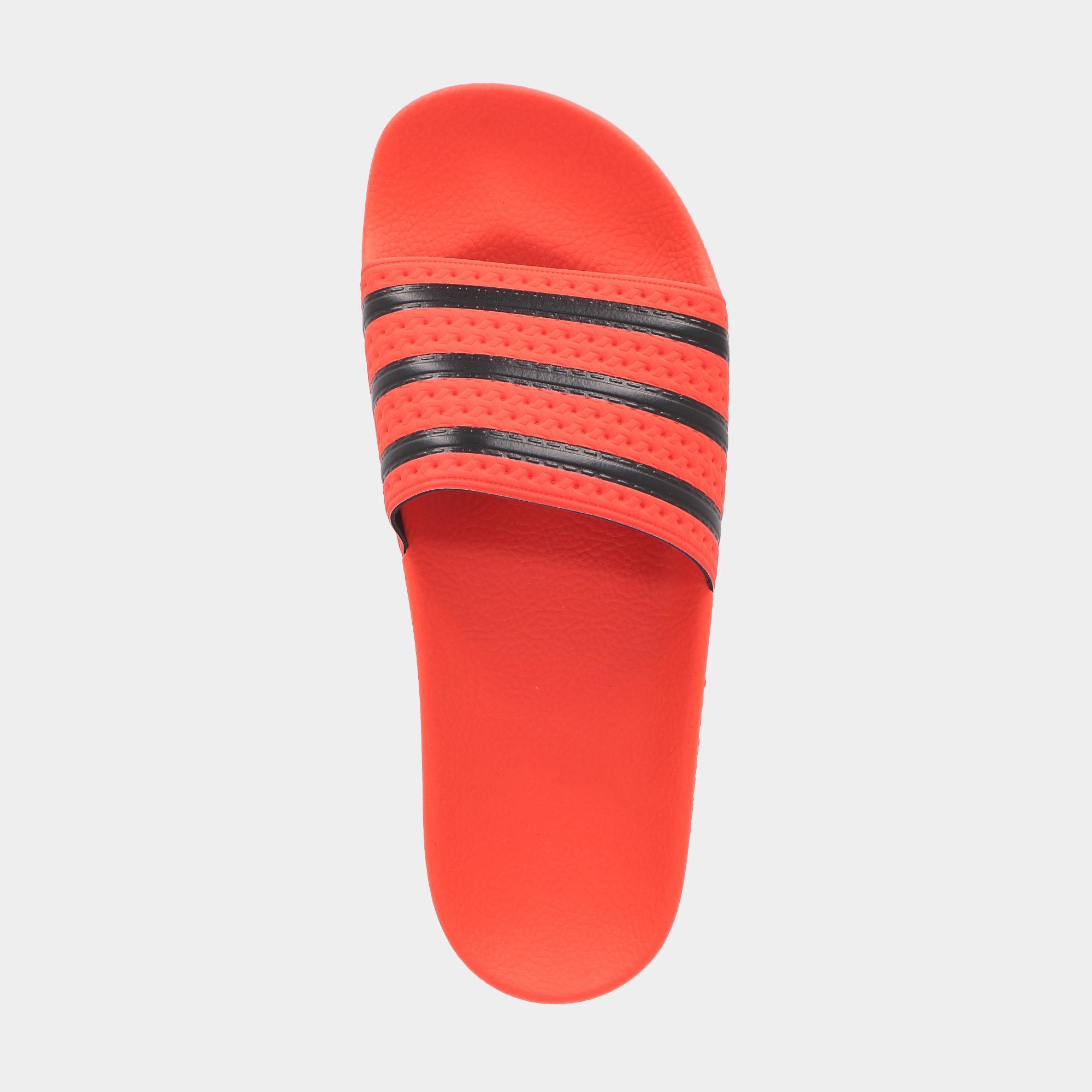 Adidas Adilette Orange black