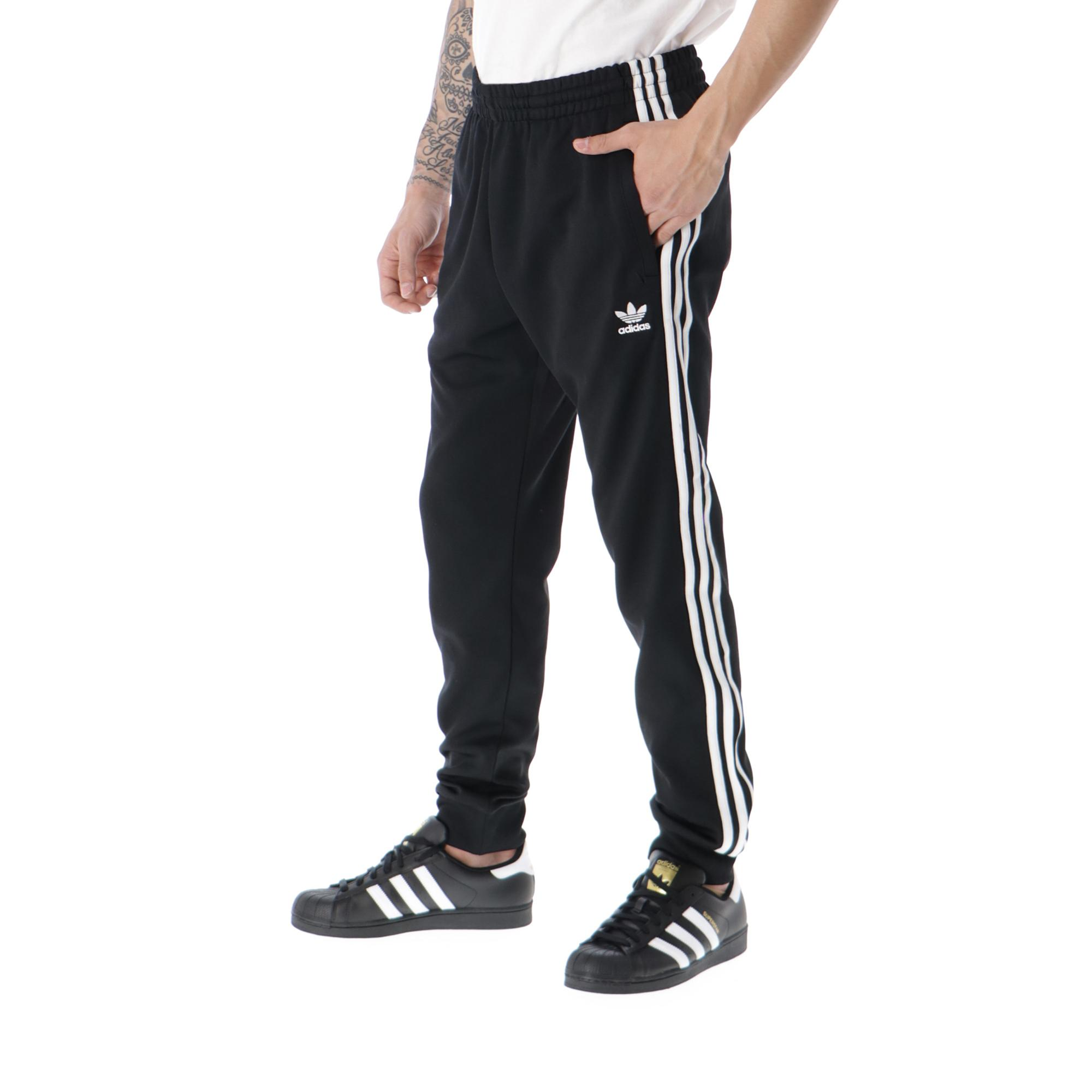 7063c5170f Adidas Sst Trackpants Black | Treesse
