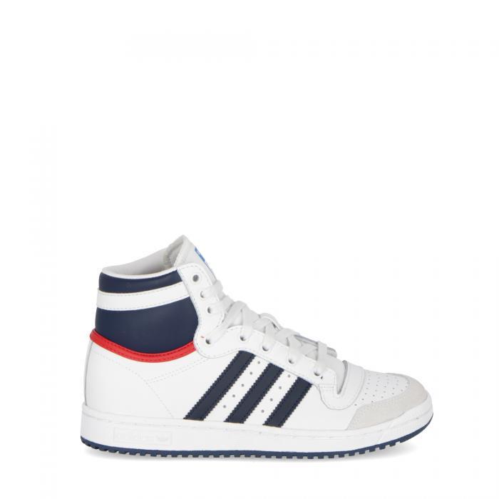 adidas scarpe lifestyle white navy collegiate red