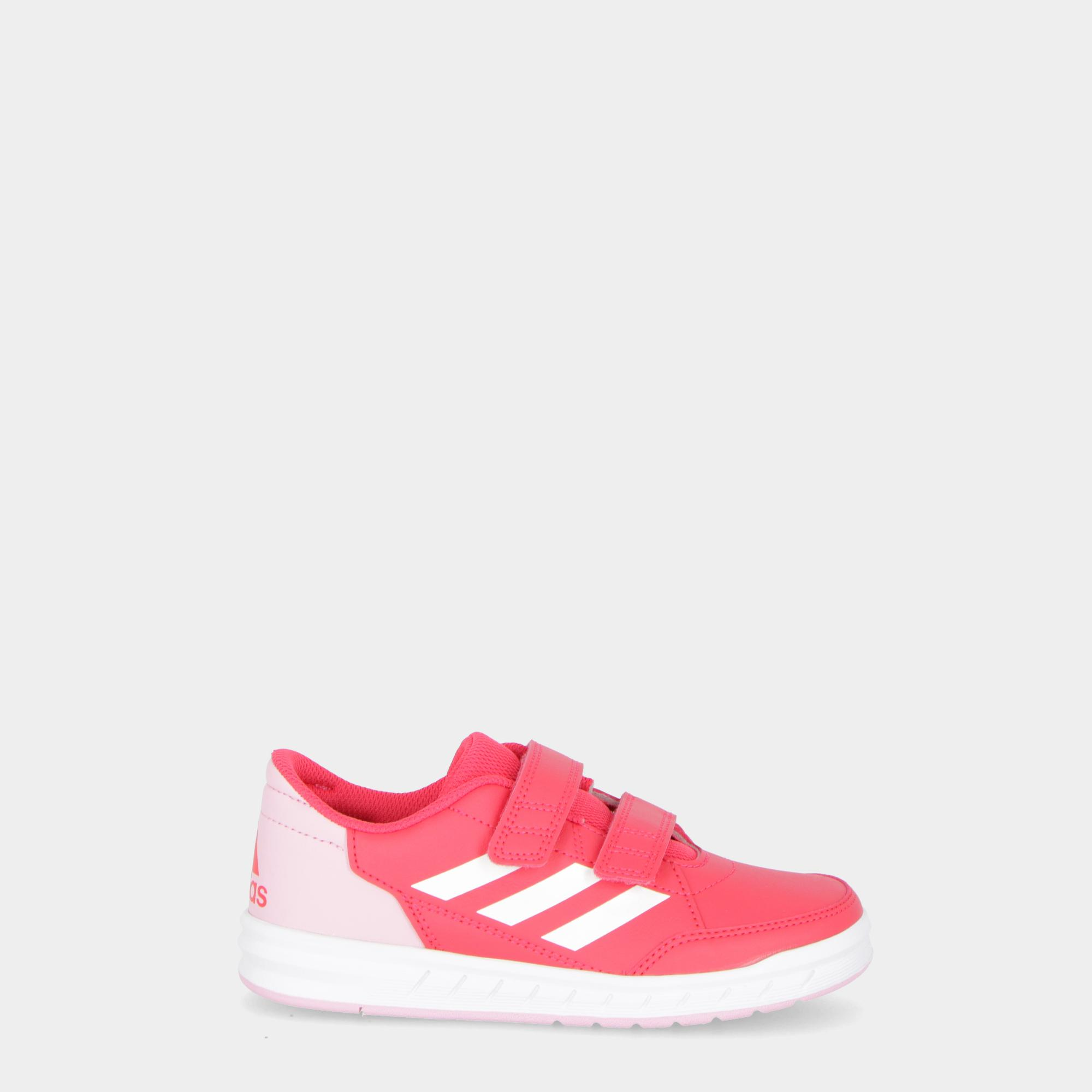 finest selection 1c983 00df8 Adidas Altasport Cf K - Kids Pink white pink