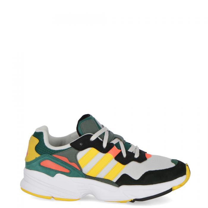 adidas scarpe lifestyle grey bold gold solar red