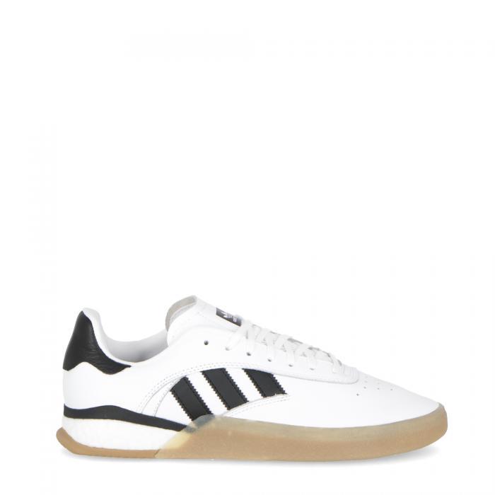 adidas scarpe lifestyle white black gum
