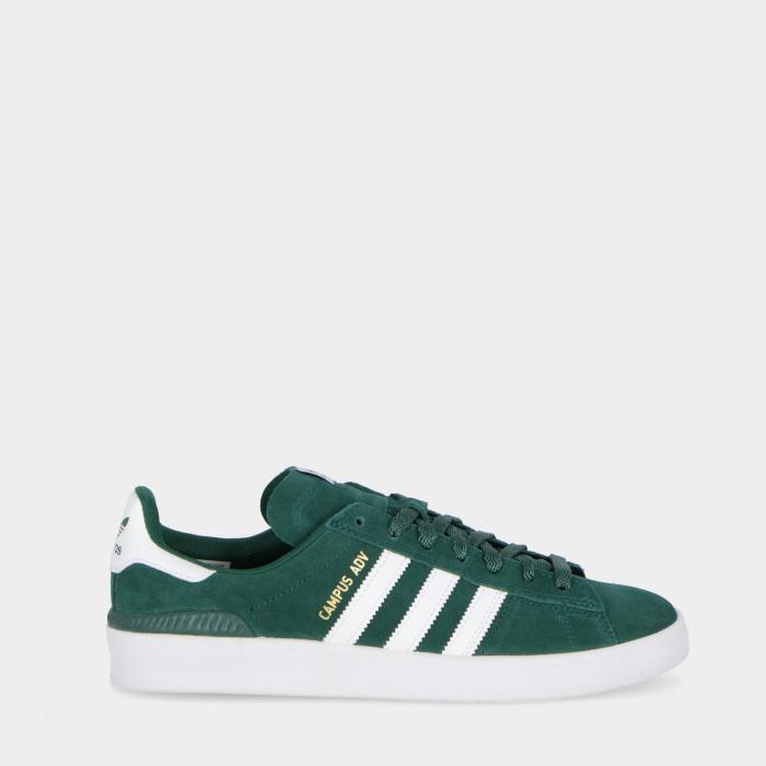 adidas scarpe skate green white