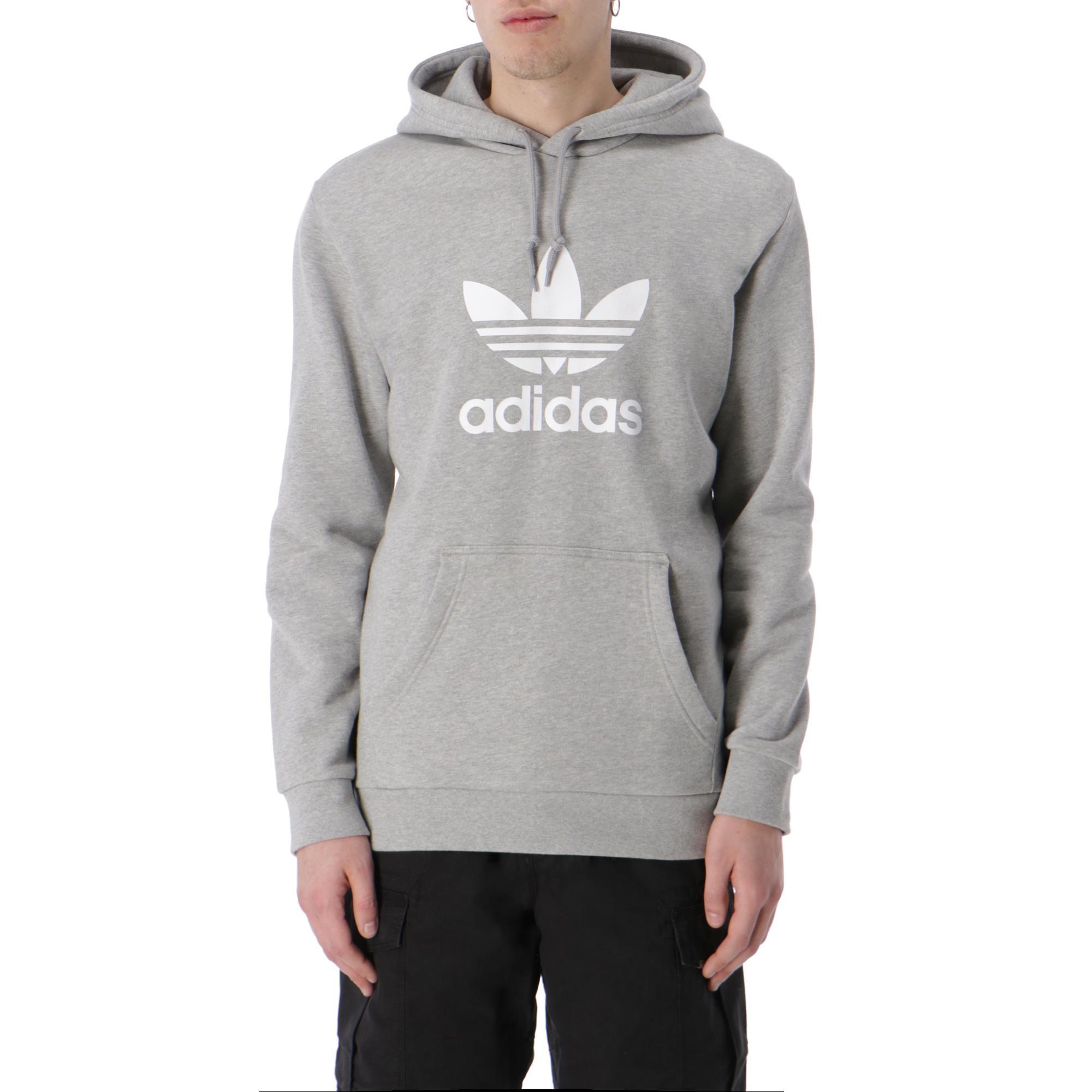 adidas Originals Trefoil Warm Up Hoodie XDJKNRL