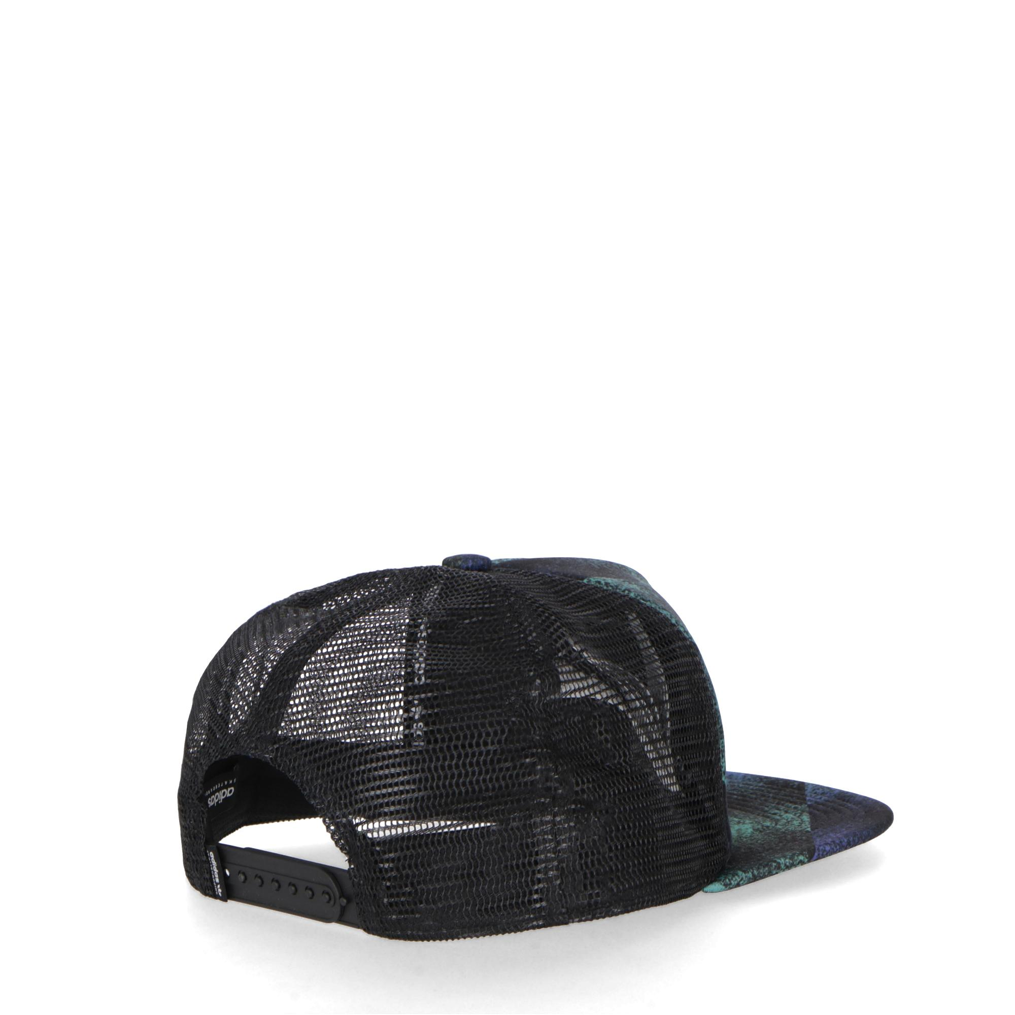 30f76e062413c Adidas Towning Trucker Hat br   Multicolor