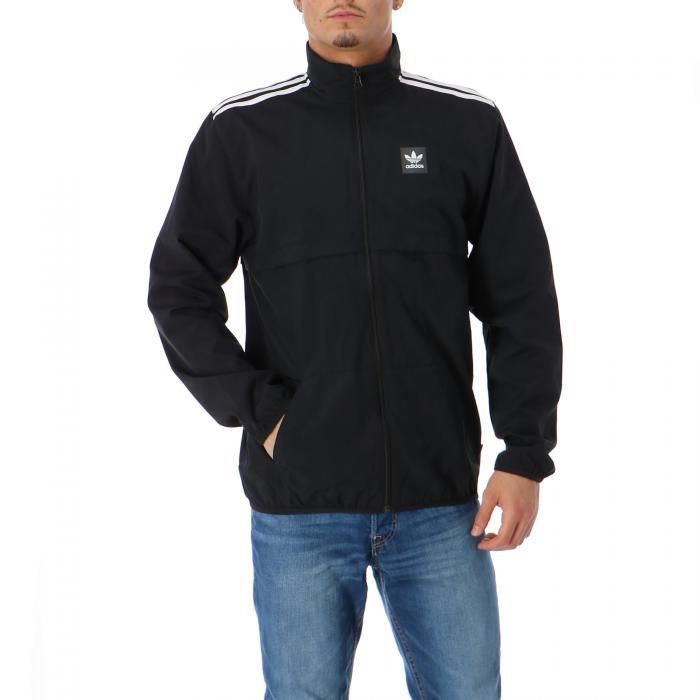 44bbe49134 Adidas Class Action Jacket Black White | Treesse