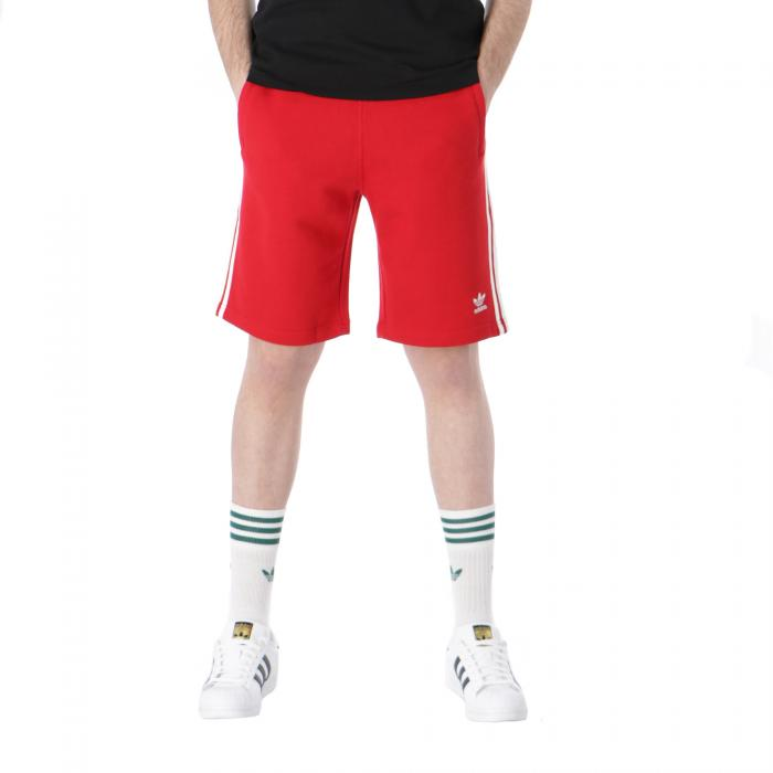 adidas shorts power red