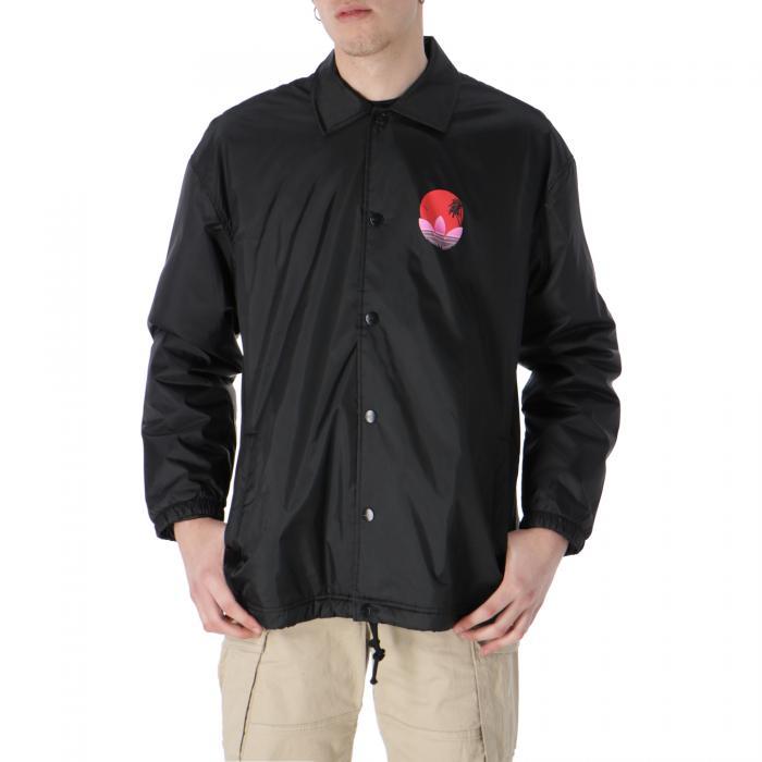 adidas giacche black