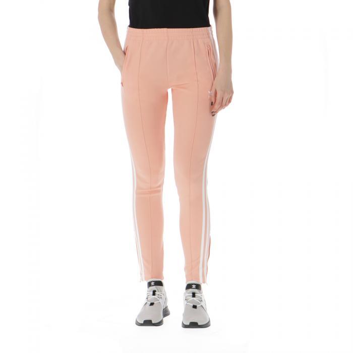 adidas pantaloni dust pink