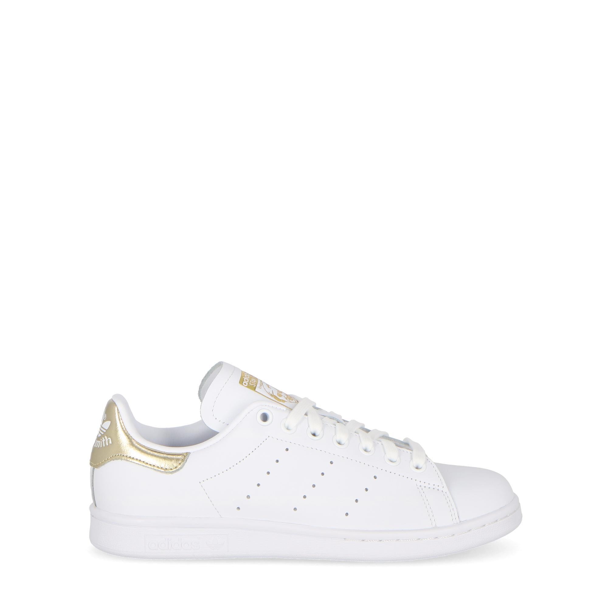 new concept b7193 bbfd5 Adidas Stan Smith WHITE GOLD
