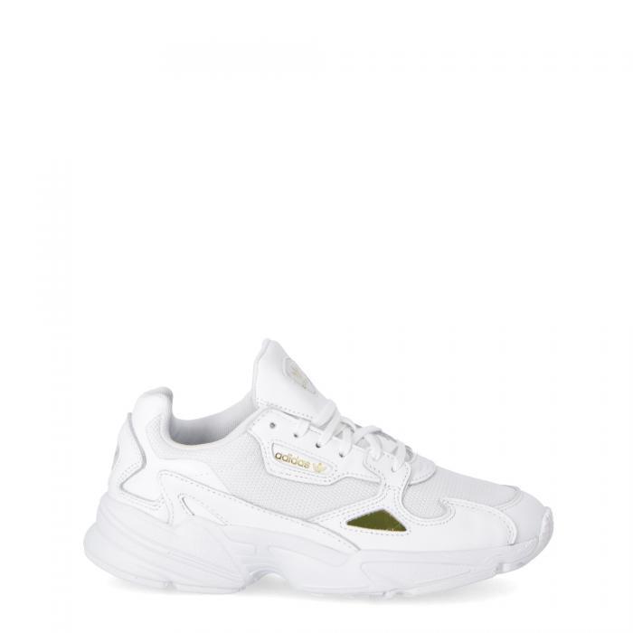 adidas scarpe lifestyle white white gold met
