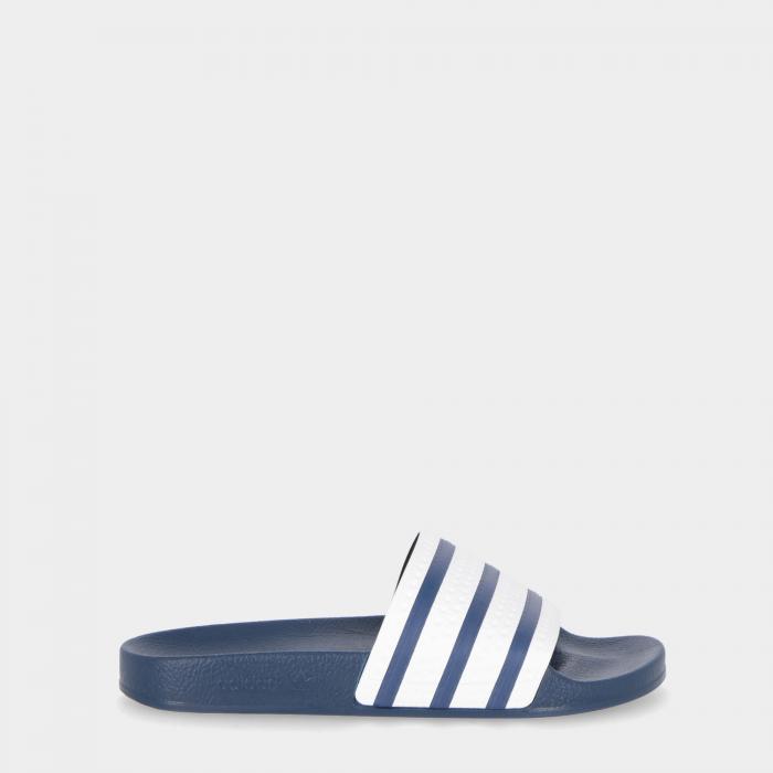 adidas sandali e ciabatte blue white blue