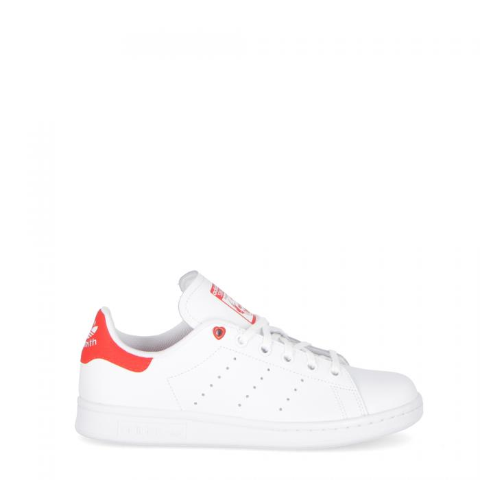 adidas scarpe lifestyle white white red