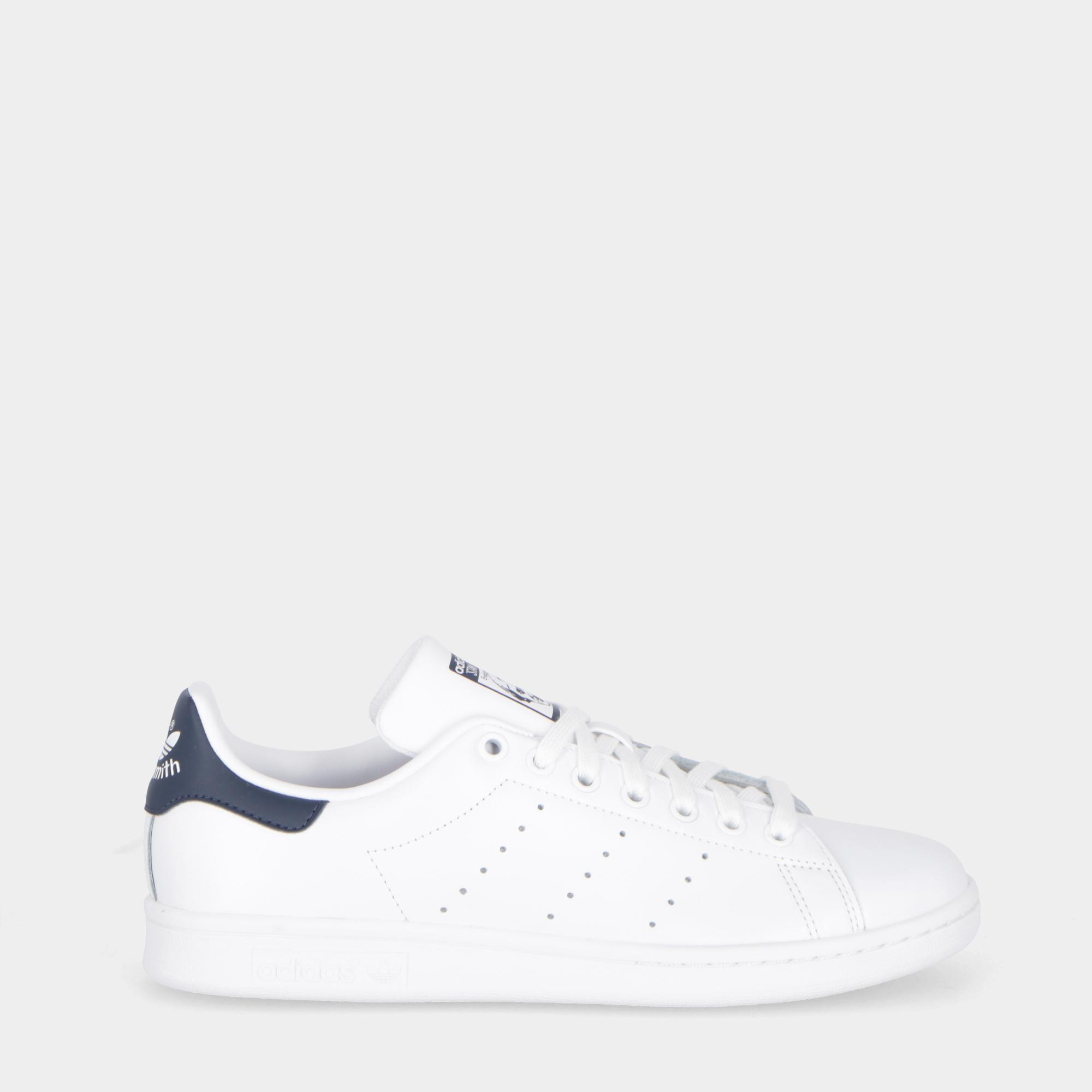 e044c93af15d2c Adidas Stan Smith White New Navy