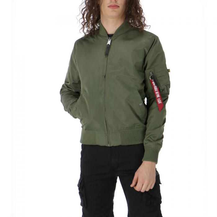 alpha industries giacche sage green