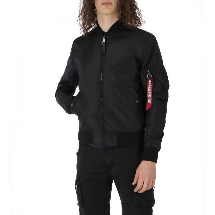 alpha industries giacche black