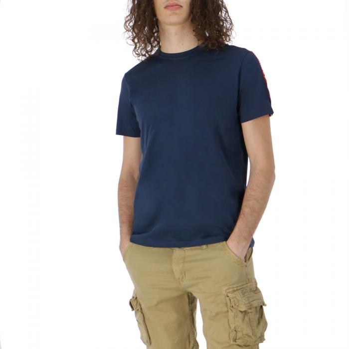 alpha industries t-shirt e canotte new navy