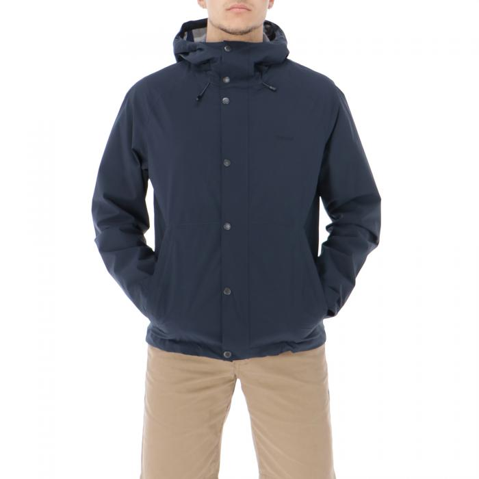 barbour giacche navy
