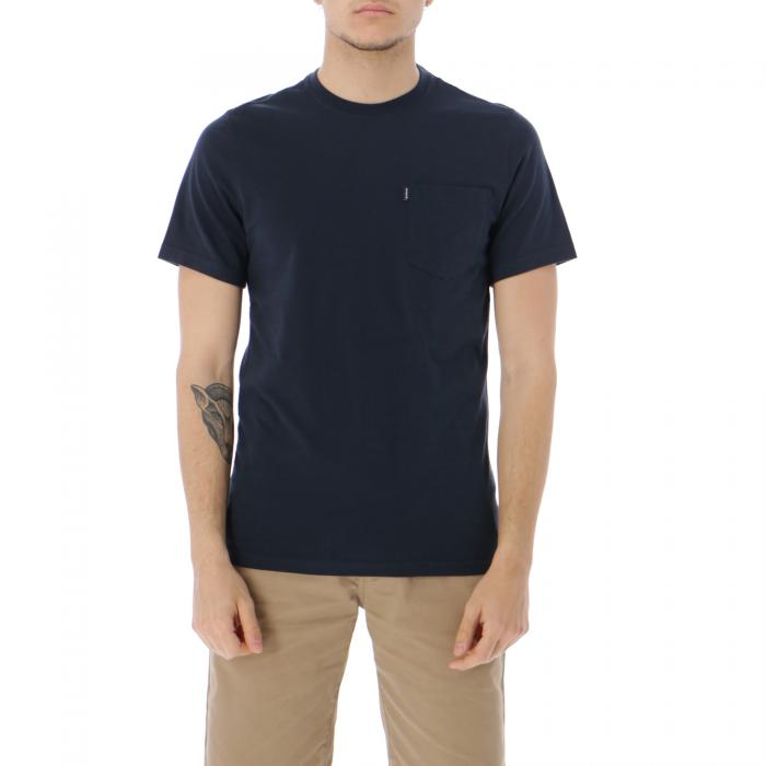 barbour t-shirt e canotte navy