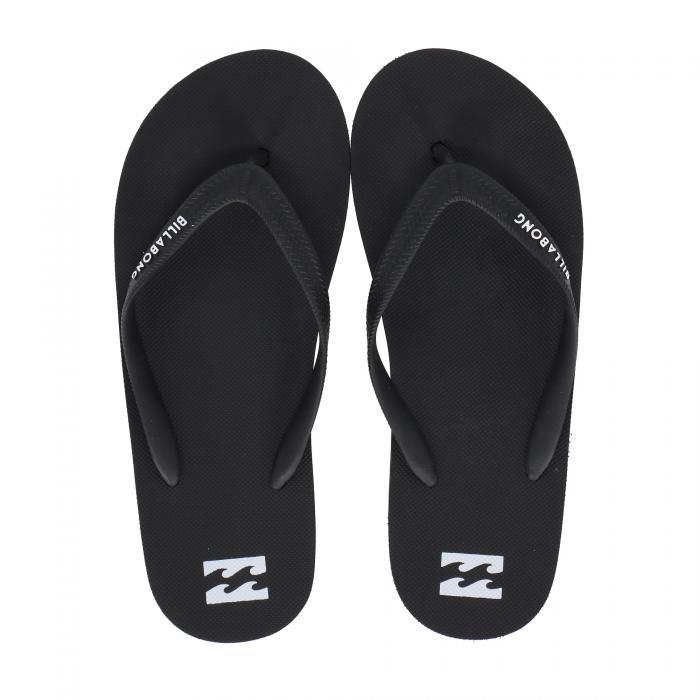 billabong sandali e ciabatte black