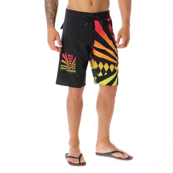 billabong beachwear black