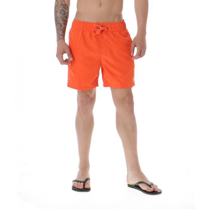 billabong beachwear orange