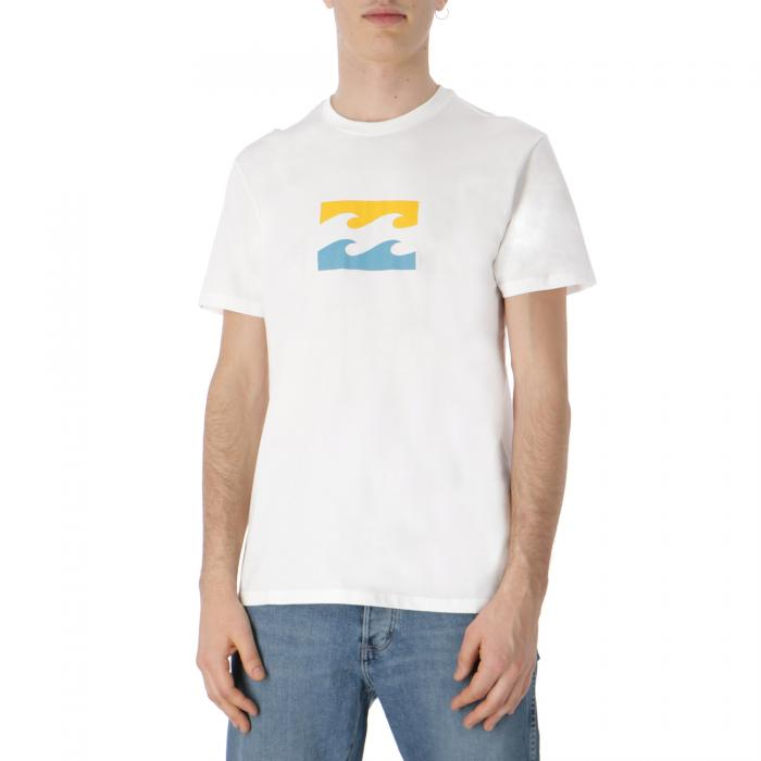 billabong t-shirt e canotte white