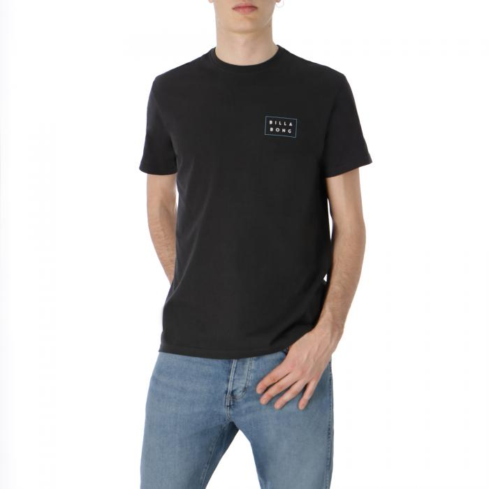 billabong t-shirt e canotte black