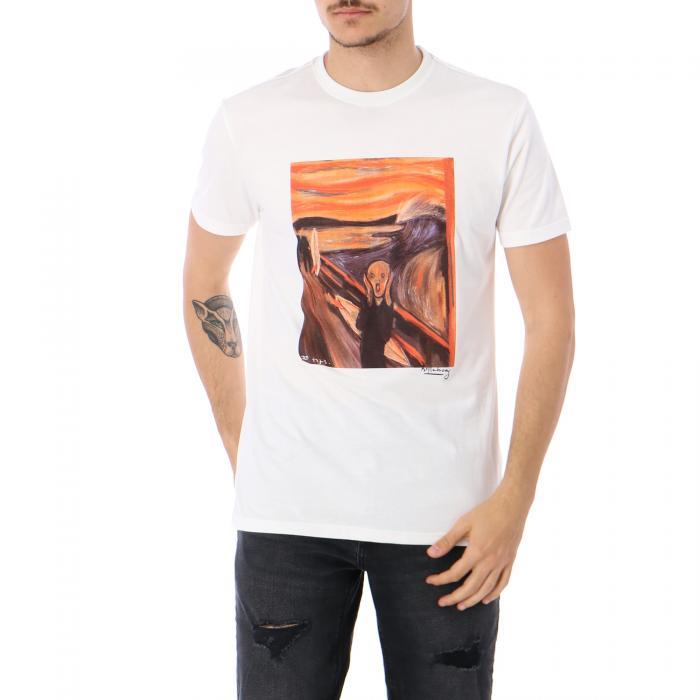 billabong t-shirt e canotte white