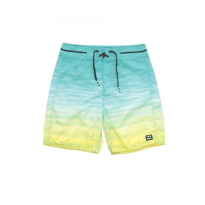 billabong beachwear yellow