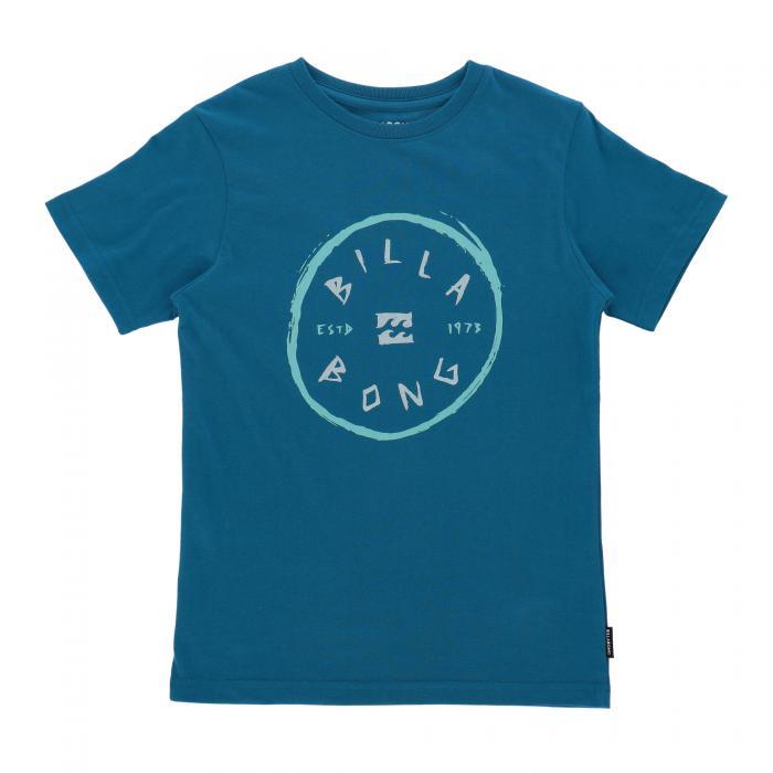 billabong t-shirt e canotte royal